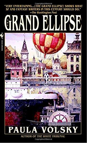 The Grand Ellipse: A Novel pdf epub