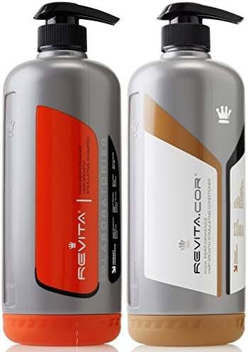 Ds Laboratories Revita Shampoo 925 Ml and Revita Cor Conditioner 925 Ml