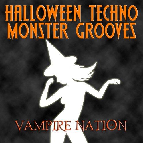 Halloween Techno Monster