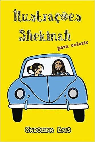 Amazon Com Ilustracoes Shekinah Para Colorir 9788541114677
