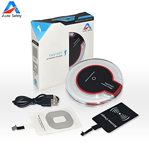 Wireless Auto Safety Universal Qi Enabled product image