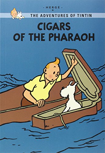 Cigars of the Pharaoh (The Adventures of Tintin: Young Readers (Choice Little Cigars)