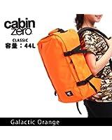(キャビンゼロ)CABINZERO バックパック CLASSIC 44L Galactic Orange CZ061308 caze-008