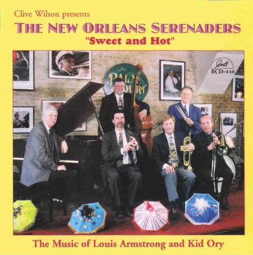 Sweet And Hot: The Music Of Louis Armstrong And Kid Ory (Mr Sweet Potato)