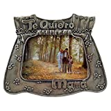 GiftsOGifts Te Quiero Mama Picture Frame, 3.5'' x 5''