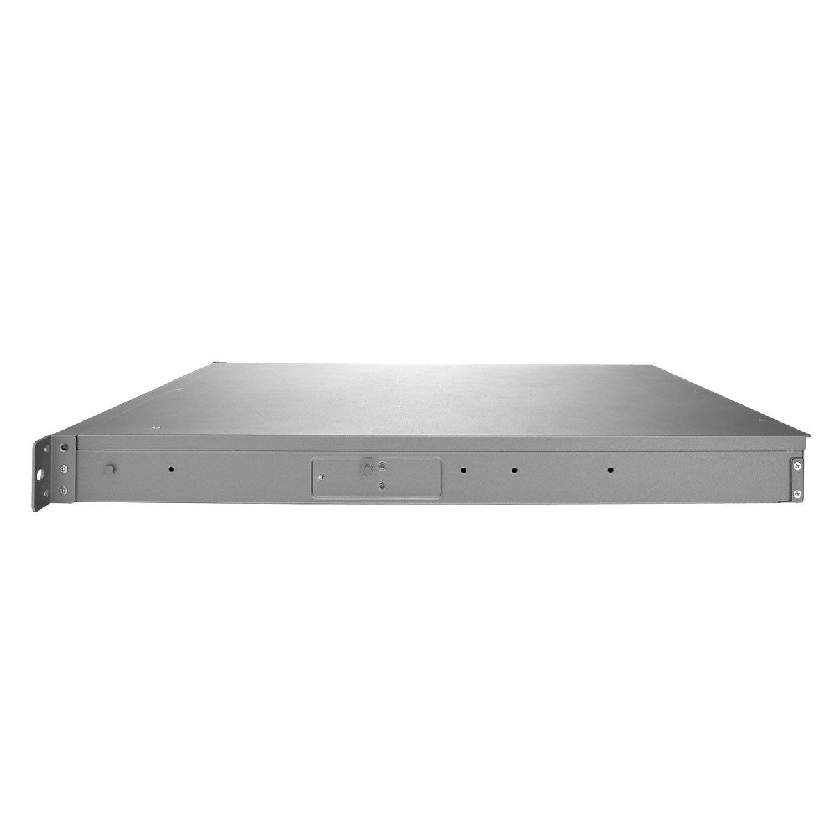 QNAP TS 453U RP 4 bay 1U iSCSI NAS, Intel 2.0GHz Quad Core CPU with 4GB RAM, 2.5''/3.5'' SATA 6Gb/s by QNAP (Image #3)