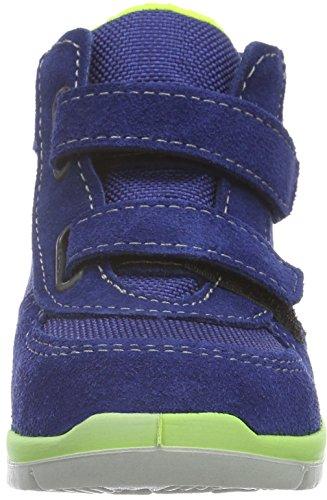 Ricosta Rory, Zapatillas Altas para Niños Azul - Blau (tinte/kobalt 158)