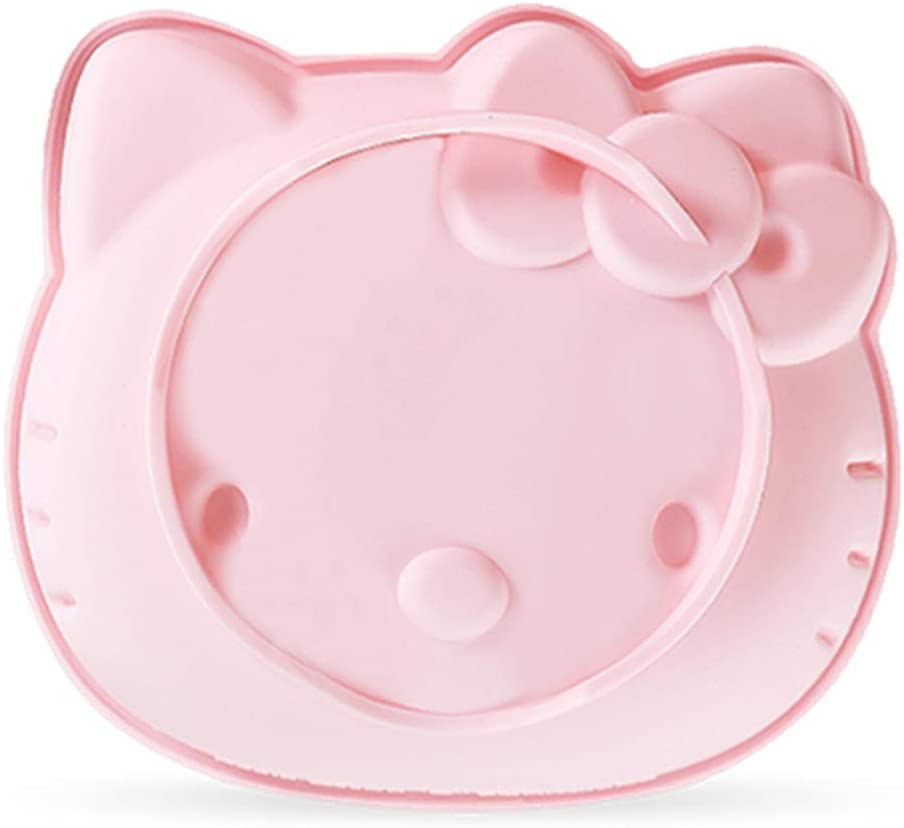 Hello Kitty 4-inch Cake Caking Silicone Tool Household Can be Used for Cake Mousse Pudding Ice cream