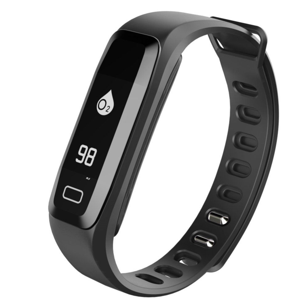 READ New Smart Fitness Tracker, Smart Watch with Blood Pressure Heart Rate Sleep Pedometer Camera remote shoot Blood Oxygen Monitor Smart Wristband Bracelet for Bluetooth Andriod and ios by READ