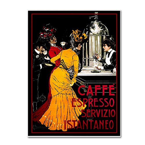 Ads-00244 by Vintage Lavoie, 18x24-Inch Canvas Wall Art