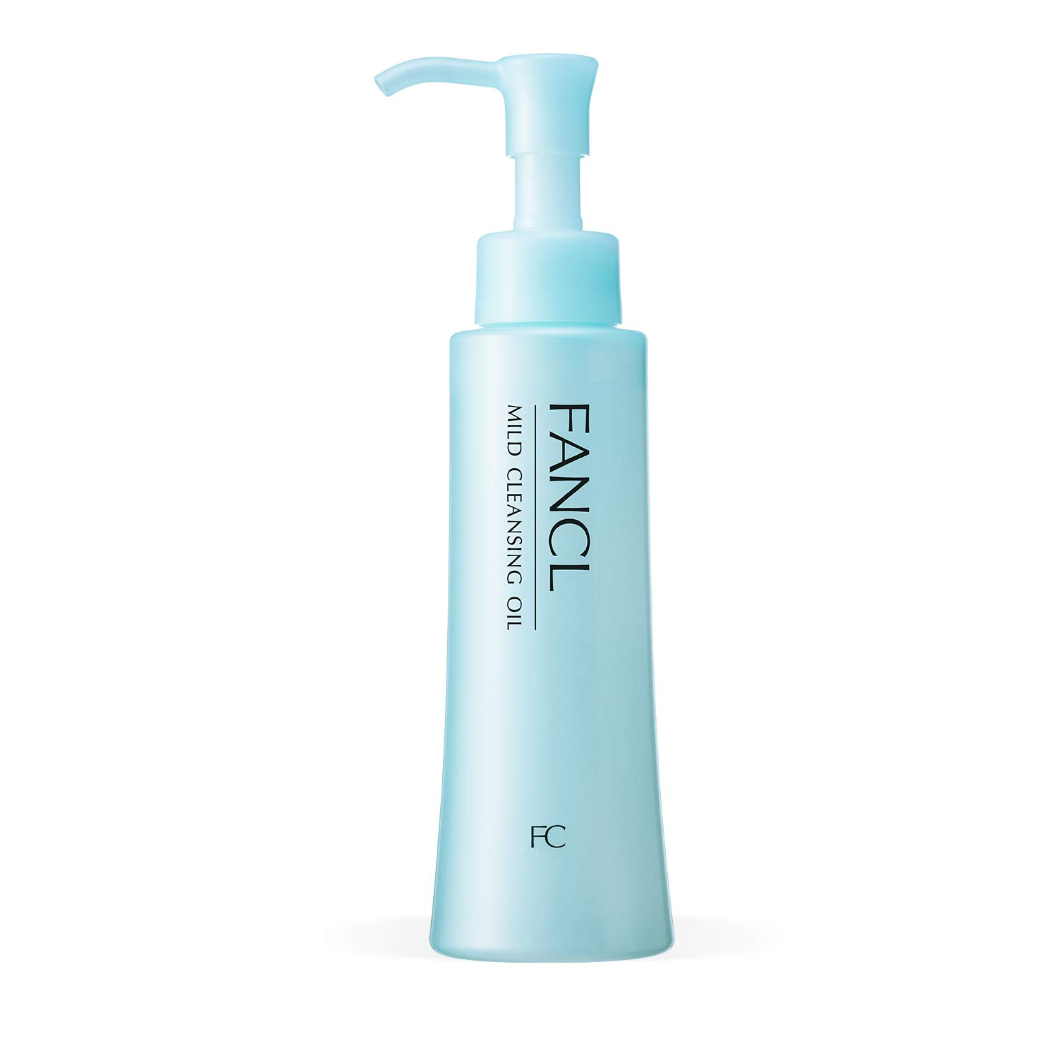FANCL Mild Cleansing Oil - 100% Preservative Free, Clean Skincare for Sensitive Skin [US Exclusive Edition]