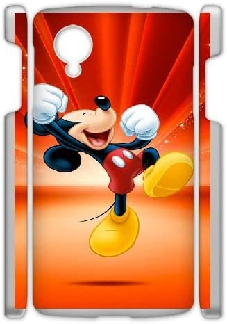 Minnie Mouse For Google Nexus 5 Case Cell phone Case Uvpe Plastic ...