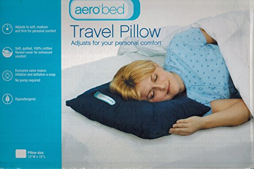 aero bed pillow personal comfort