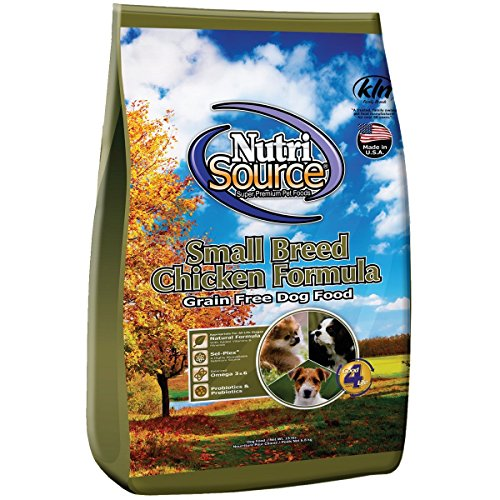 Nutrisource Grain Free Chicken Small Breed Dog Food ()