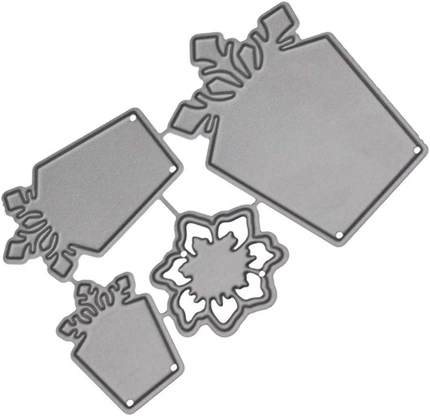 Cutting Dies,IHGTZS Mothers Day DIY Scrapbooking Album Die-Cut New Metal Scrapbooking Tools Gift for Mother DIY Scrapbooking Embossing Photo Paper Cards Crafts Metal Die-Cut Stencil