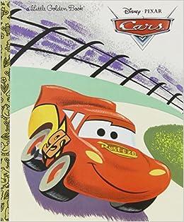 cars disneypixar cars little golden book rh disney scott tilley jean paul orpinas 9780736423472 amazoncom books - Disney Cars Books