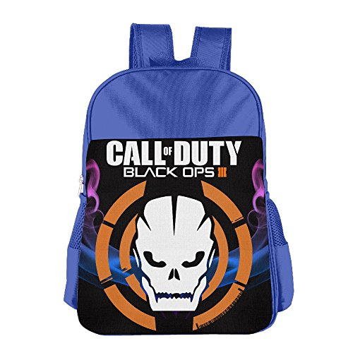 Price comparison product image Call Of Duty Black Ops III Logo School Backpack Bag