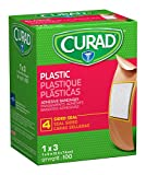 Curad Plastic Adhesive Bandages, 1 X 3 Inch - Best Reviews Guide