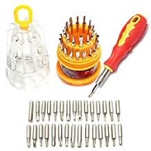 30 in 1 Screwdriver Set Tools with Magnetic Bits for all Electronics Devices