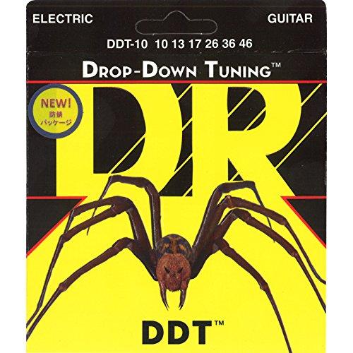 DR Strings DDT Electric Guitar Strings (DDT-10)