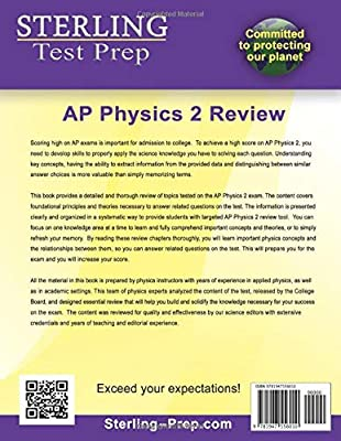 Sterling Test Prep AP Physics 2 Review: Complete Content