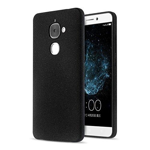 Cover Letv Leeco Le 2 Case Le2 Pro Leeco Le S3 X626 Matte Silicone Back Housing,Black