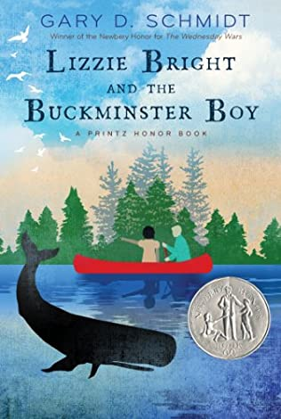 book cover of Lizzie Bright and the Buckminster Boy