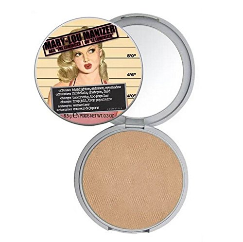 Eye shadow in the form of three beautiful women Marry Betty and Cindy best seller product/High quality/New (Mary-Lou)