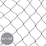 Best Choice Products 50' X 50' Net Netting for Bird Poultry Aviary Game Pens