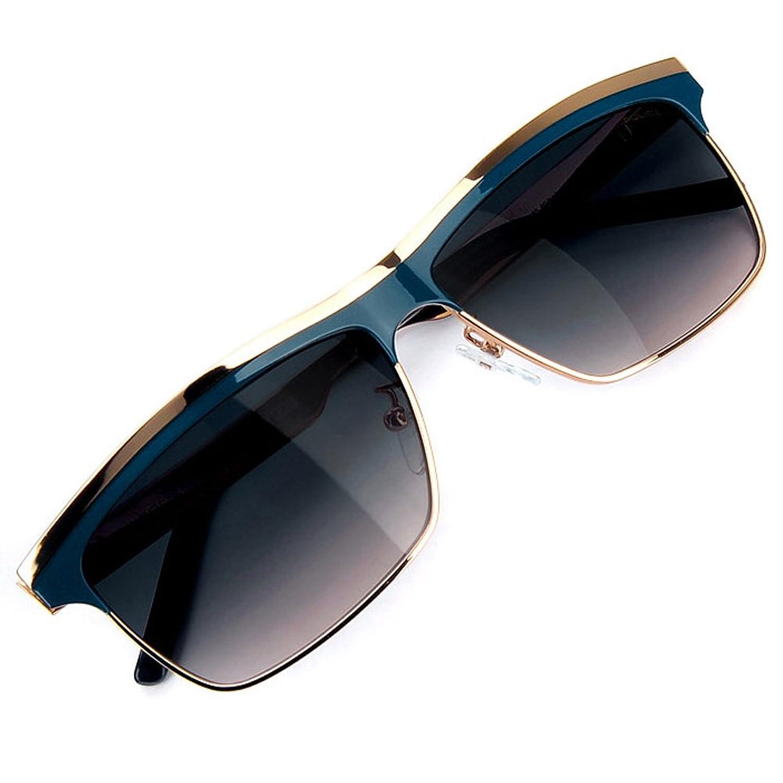 Police Sunglasses Unisex Steel Frame Lens S8665-317