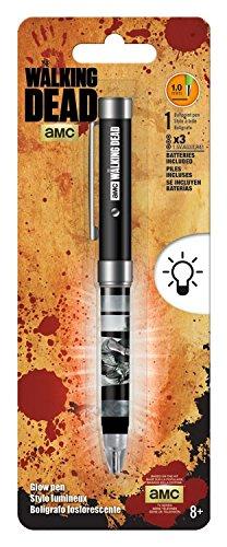 AMC The Walking Dead Glow Pen - Specialty Multi-Color Light Pen