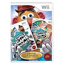 Hasbro Family Game Night 1 and 2 Bundle - Wii Bundle Edition