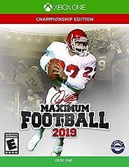 Doug Flutie's Maximum Football 2019 (Xb1) - Xbox