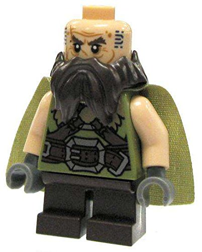 with LEGO The Hobbit design