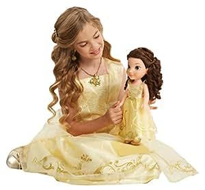 Disney Beauty & The Beast Live Action Ballroom Belle Doll