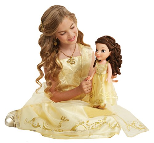 Disney Beauty & The Beast Live Action Ballroom Belle Doll