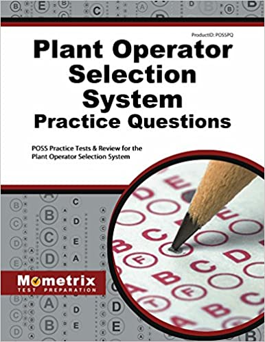 Plant Operator Selection System Practice Questions POSS