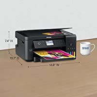 Amazon.com: Epson Expression ET-3700 EcoTank Wireless Color ...