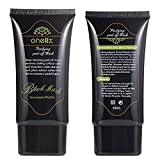 MY LITTLE BEAUTY Beauty Activated Natural Charcoal Black Mask Blackhead Peel Off Remover Cream Deep Skin Clean Purifying Peel Acne Mud Nose and Face Mask 50 ML Bottle