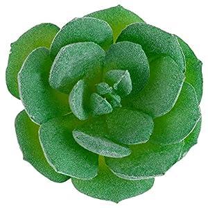 JUSTDOLIFE Artificial Succulent Creative Fake Succulent for Decor 111