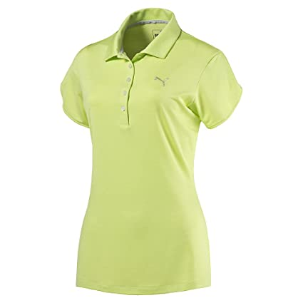 3fbf87979791 Amazon.com  PUMA Women s Petal Polo Ladies Golf Shirt 570540-07 ...