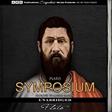 Symposium Audiobook by  Plato Narrated by Alastair Cameron