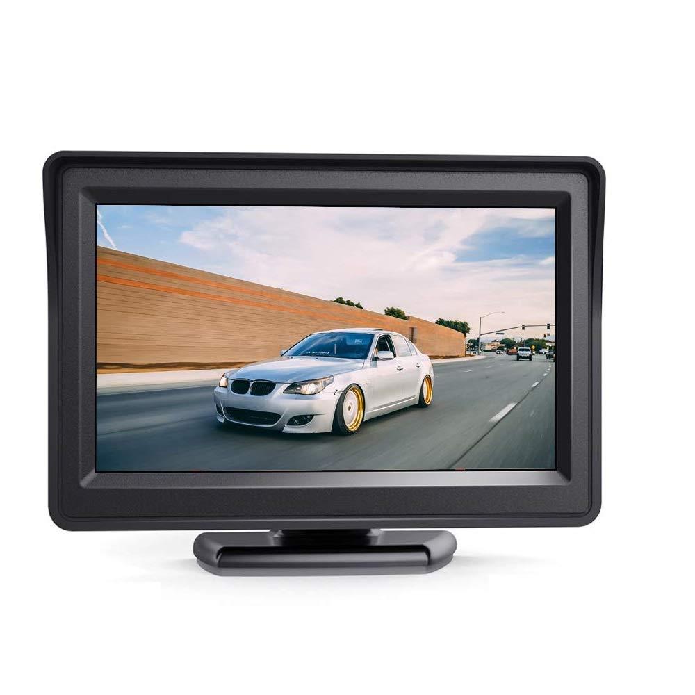 4.3 HD TFT LCD MONITOR SCREEN DISPLAY Specifico per Furgone Fiat Talento Nissan NV300 Renault Traffic Nissan Primastar Opel Vauxhall Vivaro B 2014 Telecamera Retromarcia 2019