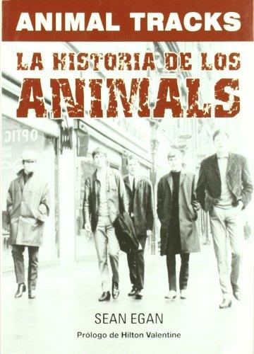 Descargar Libro Animal Tracks - La Historia De Los Animals - Sean Egan