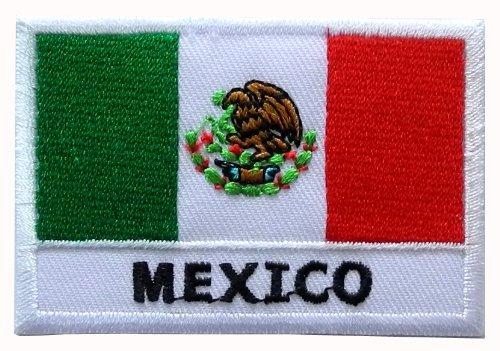 mexico mexican diy applique embroidered