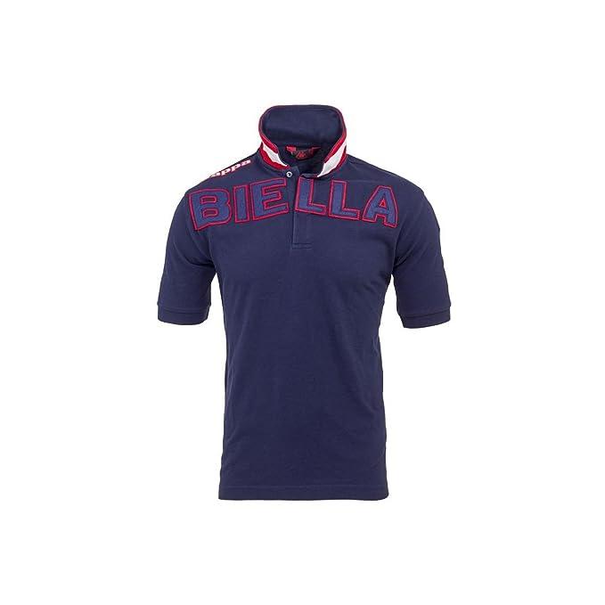 Polo Shirts - Eroi Polo Biella - Bambini - Navy Blue - YM  Amazon.it   Abbigliamento bf6650214a8