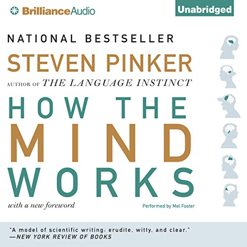 How the Mind Works Audiobook [Free Download by Trial] thumbnail