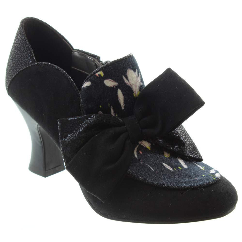 Ruby Shoo , , B016K18FI6 Sandales Compensées Noir Femme Noir 117dd50 - deadsea.space
