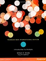 Introduction to Analysis, 4th Edition