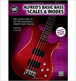 alfreds basic bass scales modes the easiest way to get the essentials under your fingers alfreds basic bass guitar library